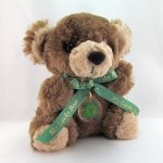 Brown Lucky Teddy Bear